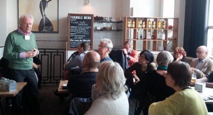 Bijeenkomst KansenNet Nederlands Spreken