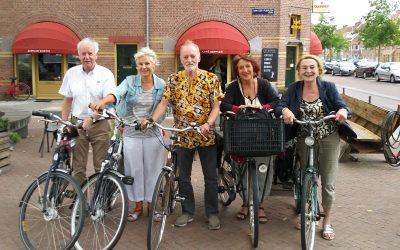 Coördinatoren Nederlands Spreken in vergadering bijeen
