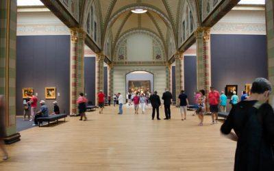 Nederlands spreken in het Rijksmuseum