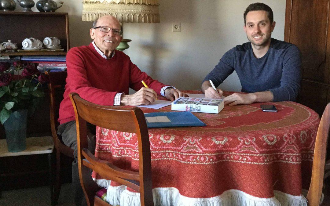 'Mijn Verhaal' als kennismaking met het Nederlands