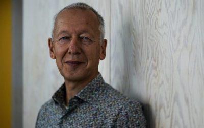 Interview voorzitter KansenNet – Maarten Otto – met Vrijwilligers Centrale Amsterdam