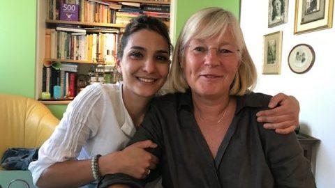 """Nederlands leren praten met collecteren voor """"Het goede doel"""""""
