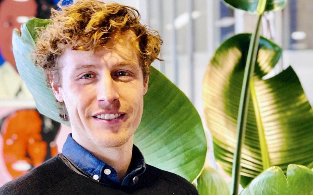 Gijs van Dam – Coach voor Startende ondernemers
